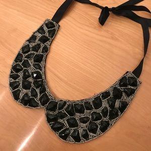 Nordstrom Tosha Bib Rhinestone Necklace